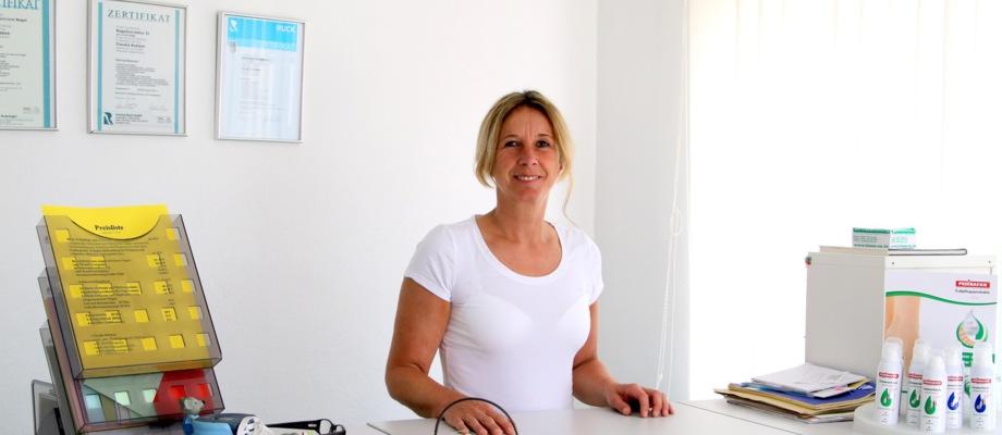Medizinische Fußpflege Podologie Claudia Robben